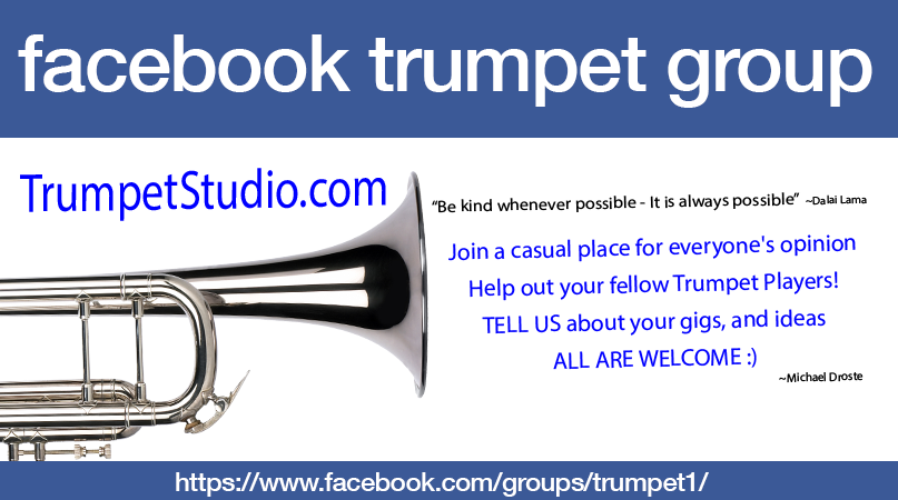 tips on how to play high notes on trumpet